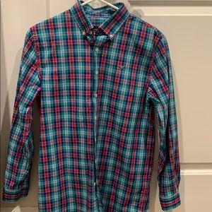 Boys Vineyard Vines dress shirt